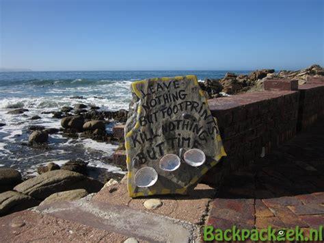 Princes Petualangan Backpacker Amerika U636 foto de week wijsheid in zuid afrika