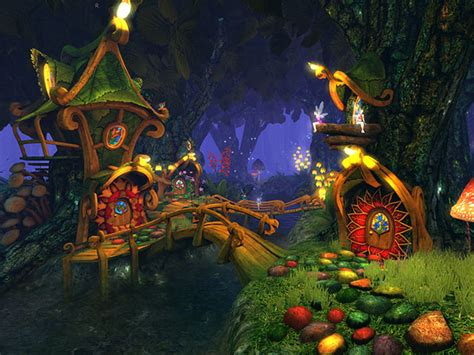fantasy  screensavers fairy forest  magical fairy