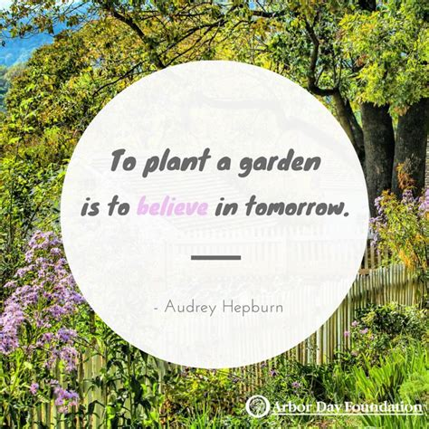 Garden Quotes Hepburn 17 Best Images About Garden On Gardens Land S