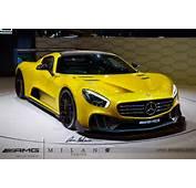 Categories Le Mans Mercedes AMG GT Renderings