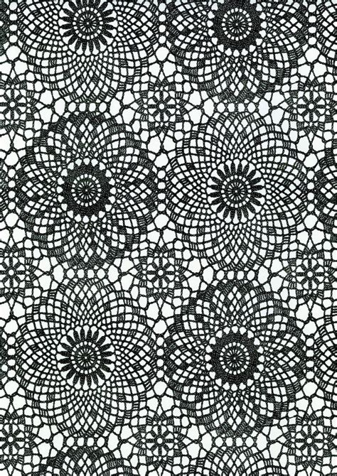 Folie Selbstklebend Muster by Klebefolie Spitze Schwarz Wei 223 Selbstklebende Folie
