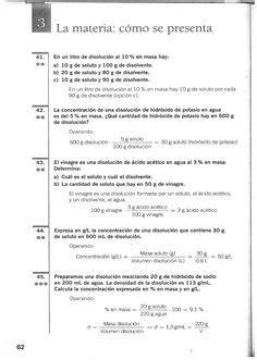 Física y Química 4º ESO - Problemas y soluciones | Clases