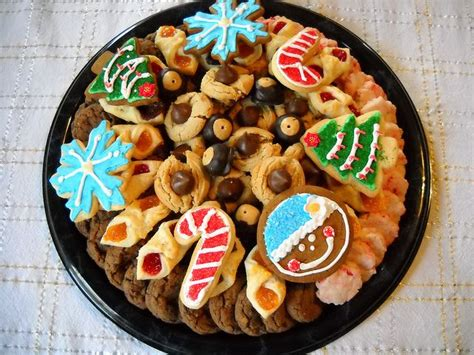 christmas cookie platter ideas cookie trays cookie tray flickr photo cookies trays