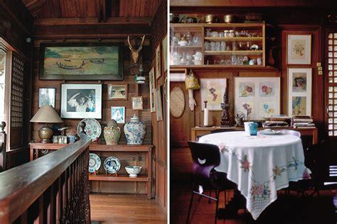 cuarto bahay na bato recycled materials form a creative hub for an artist s