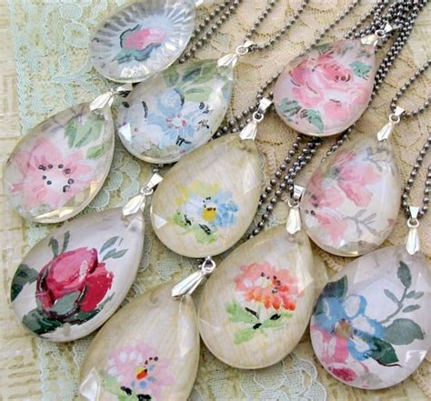 wallpaper craft projects chandelier and wallpaper pendants mod podge rocks