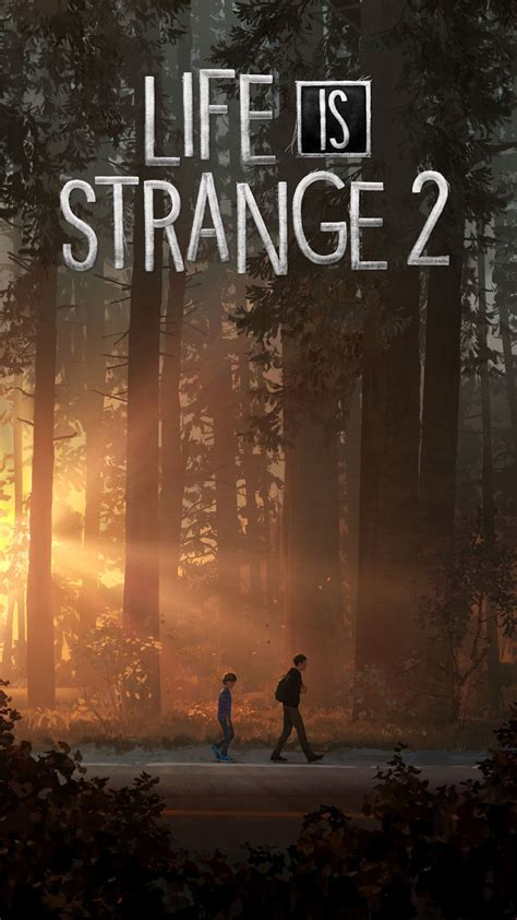 wallpaper life  strange  gamescom  poster