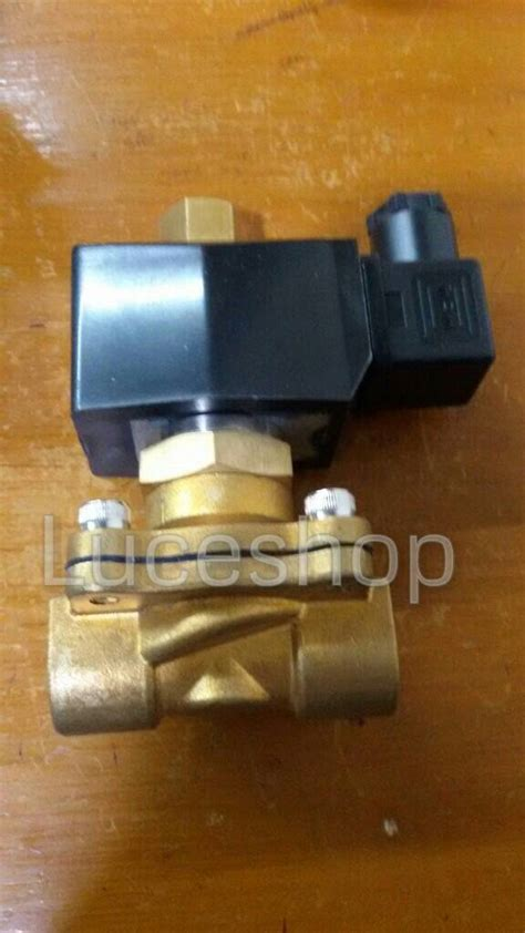 1 Normally Open Solenoid Valve by Jual Solenoid Valve 1 2 Normally Open Luceshop