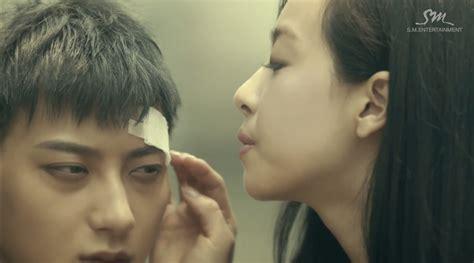 exo biography 2014 exo s tao and f x s victoria to star in zhang li yin s mv