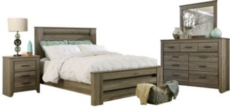 Zelen Bedroom Set by Zelen 4 Bedroom Set Homemakers Furniture