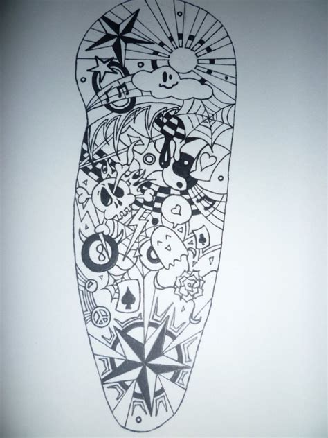ideas tattoo sleeves for men designs star sleeve men