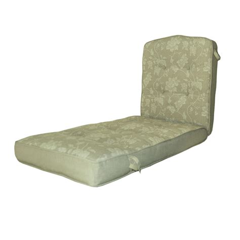 replacement chaise cushions jaclyn smith cora replacement chaise cushion limited