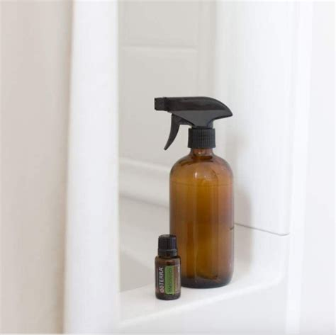 essential oils for cleaning bathroom doterra oils