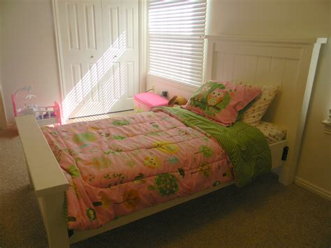 ana white twin bed ana white twin farmhouse bed diy projects