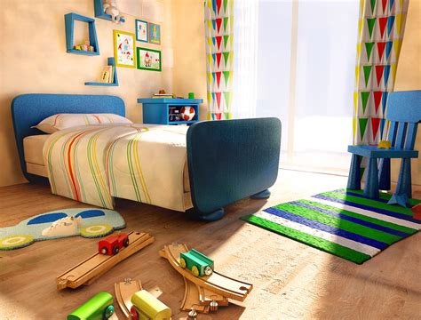 kid s bedroom kid bedroom by 0217 on deviantart