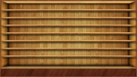 empty bookshelf wallpaper wallpapersafari