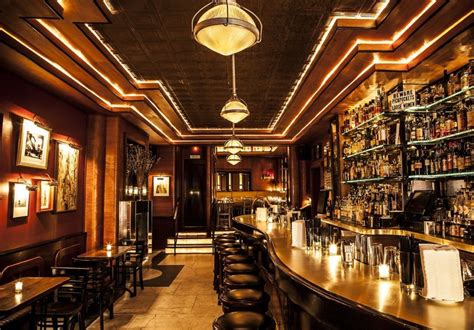 New York Top Bars by Best Clubs In New York Pictures To Pin On