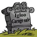 Igloo Garage Sale by Neopets The Graveyard
