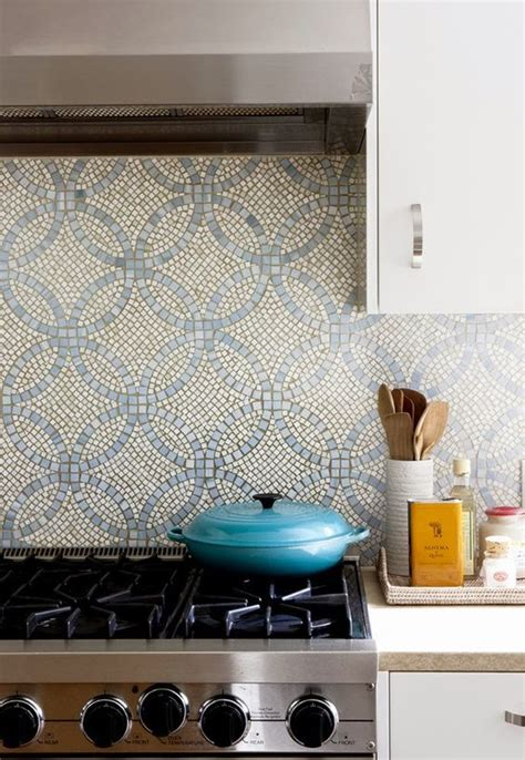 backsplash mosaic picture of bold mosaic kitchen backsplashes to get inspired 22