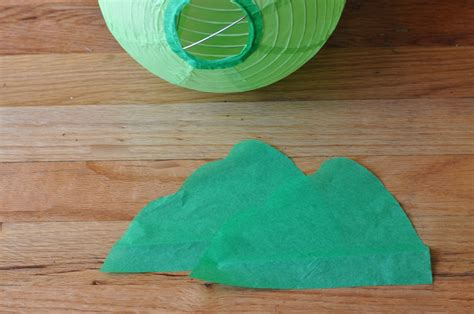 How To Make Paper Lantern Fish - paper lantern fish