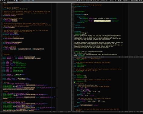 color themes vim termpot dark but very balanced color scheme xterm