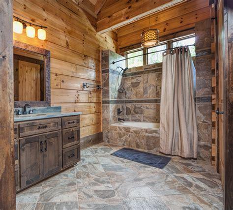 kabine badezimmerideen rustic cabin bathroom make mine rustic