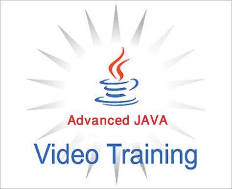 Tutorial Java Advanced | advanced java programming video training tutorials cbt 30