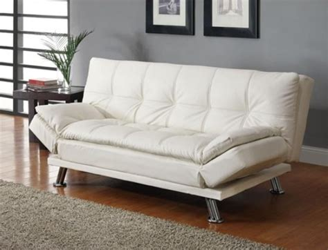 Brighten Up Your Living Space With 2018 White Leather Sofa Living Spaces Leather Sofa