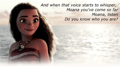 Song Of The i am moana lyric song of the ancestors