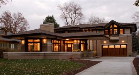 prairie style homes interior a guide for architectural and interior design styles