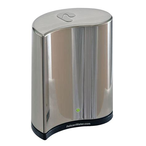 Countertop Water Filtration Systems For Home pelican water premium countertop water filtration and purification system with chrome