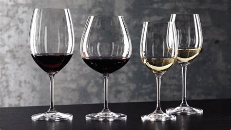 Wine Glass Vs Chagne Glass The Difference Between And White Wine Glasses Wine