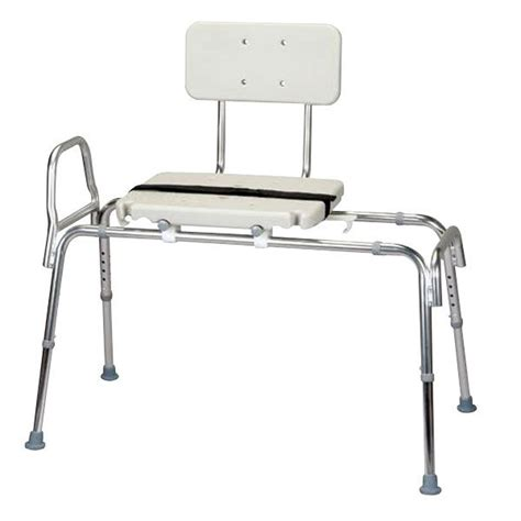 snap n save sliding transfer bench snap n save sliding transfer bench molded seat weight