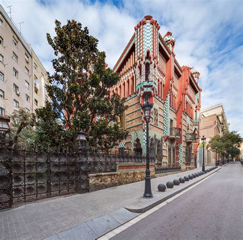 casa vicens barcellona the house gaudi designed just opened to the
