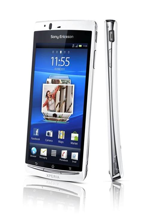 Soft Sony Xperia Arc Arcs 1 sony ericsson unveils xperia arc s with 1 4ghz cpu coming october android central