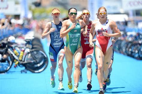 2016 the olympic triathlon qualification process