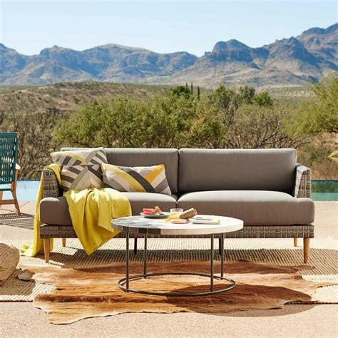 west elm couch sale west elm outdoor furniture sale save 30 off select