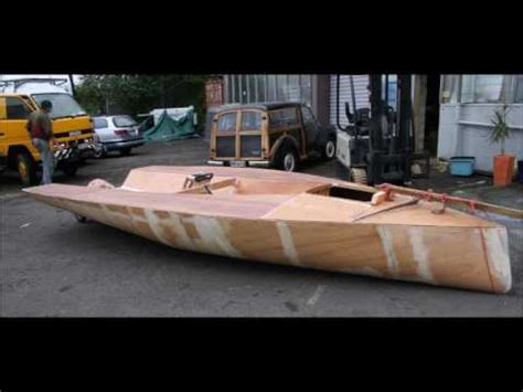 stitch  glue boat plans   making  small wooden