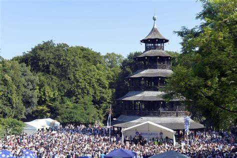 Englischer Garten München Biergarten Chinesischer Turm by Biergarten Am Chinesischen Turm M 252 Nchen Biergarten In