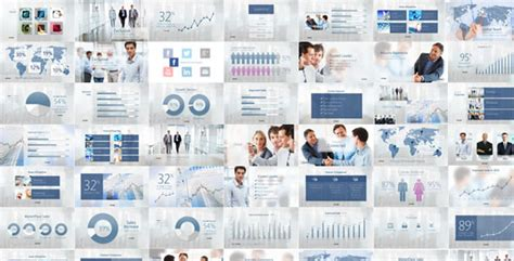 after effects corporate templates free clean corporate 2 infographics free after