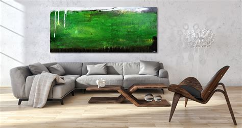wohnideen abstrakte kunst galerie inspire