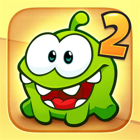 cut the rope 2 om nom is back in a brand new adventure