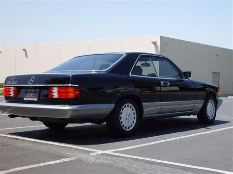 1987 mercedes 560sec 1987 mercedes 560sec german cars for sale