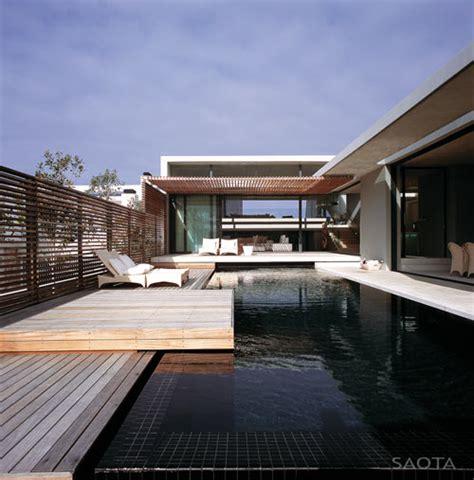 split level design split level house in south africa by saota design milk