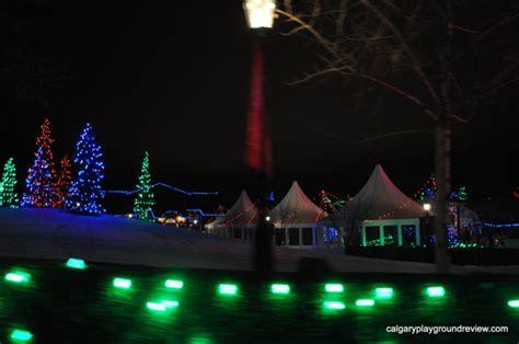 Calgary Christmas Light Displays 2014 Light Displays Calgary