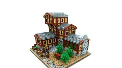 Coaster Dining Room Table Glenbricker S Review Lego Ideas Deadline Bracket Final Round