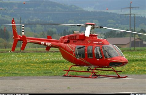 Helikopter Bell 407 airliners net