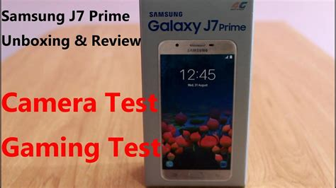 hindi samsung  nxt  prime unboxing  full review youtube