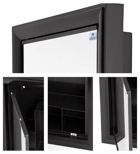 nilkamal bathroom cabinet nilkamal gem mirror cabinet black by nilkamal