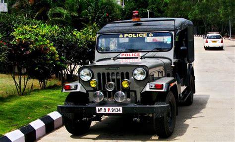 police jeep kerala four wheeler shortage in andhra pradesh police