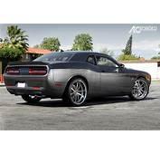 Dodge Challenger Custom Wheels AC 312 22x90 ET  Tire